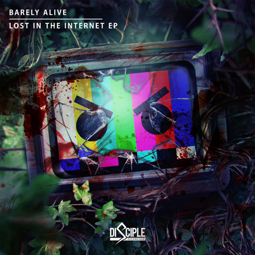 Barely Alive - Chasing Ghosts [ft. Spock & Directive]