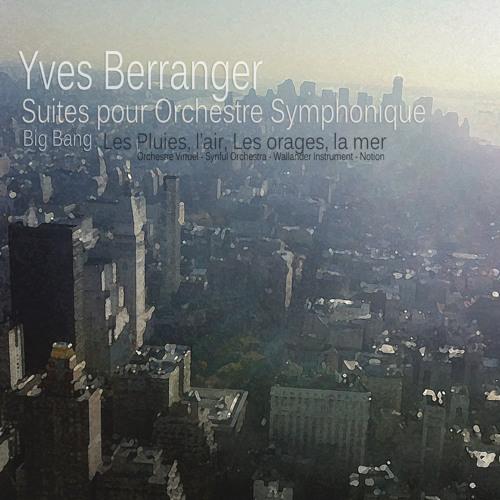 Suite Pour Orchestre - IV Sherzo Les Pluies, L'air, Les Orages, La Mer