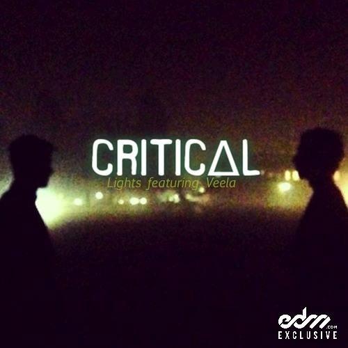 Lights by CRITICAL ft Veela - EDM.com Exclusive
