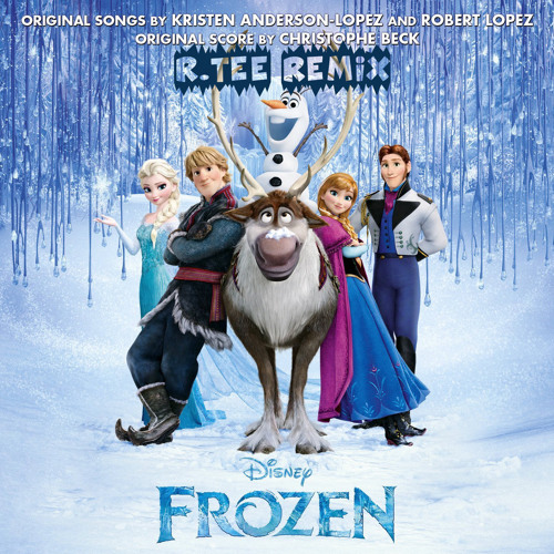 Idina Menzel - Let It Go (R.Tee Remix) Remastered '겨울왕국 (Frozen) OST'