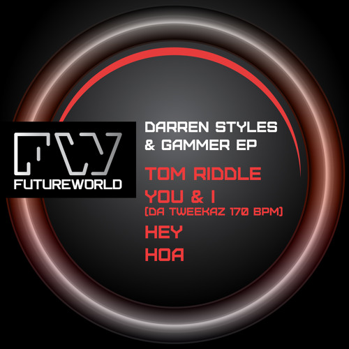 DARREN STYLES & GAMMER EP - Out Now @ Beatport !!