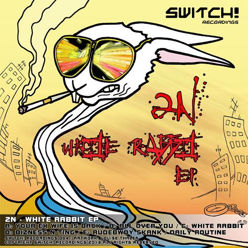 2N - WHITE RABBIT EP