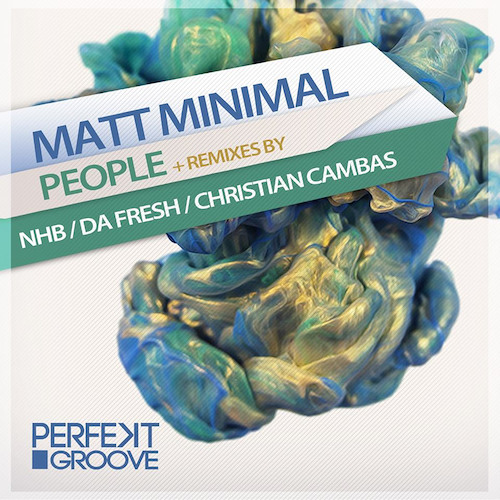 Matt Minimal - People (Da Fresh rmx) (Perfekt Groove)