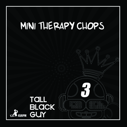 Tall Black Guy - Listen And Research 90bpm