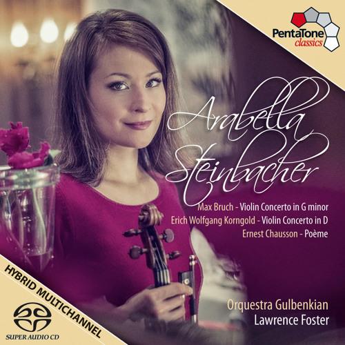 Arabella plays Max Bruch Violin Concerto No. 1 in G minor, op. 26 Vorspiel, Adagio