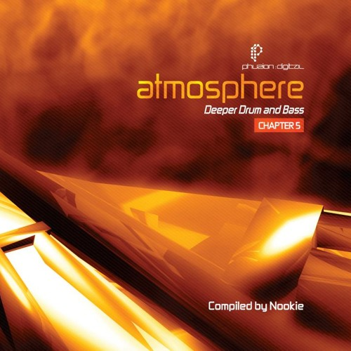 Deeper Connection & Kyro Gold Coast  OUT NOW Atmosphere (Chapter 5) CD & Digital Phuzion Recs