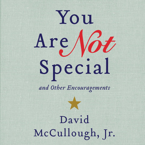 Download You Are Not Special by David McCullough Jr.