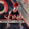 Sonix Vol 01 Album Cover