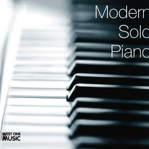 Modern Solo Piano - Cliff Haywood - West One Music