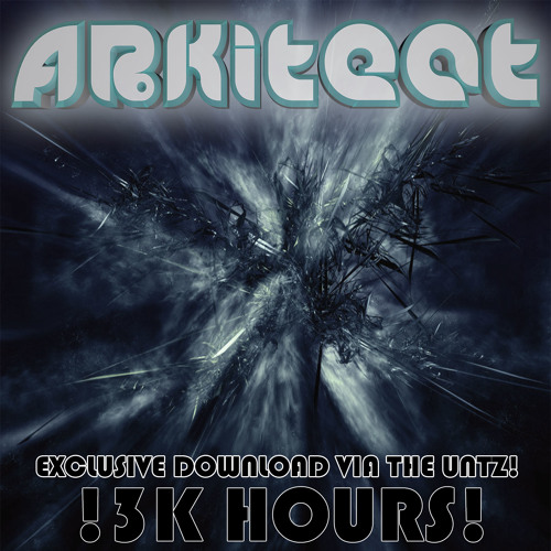 ArkiteQt - 13k Hours (Original Mix) [EXCLUSIVE PREMIERE]