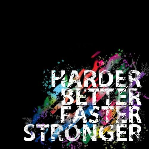 Daft Punk - Harder Better Faster Stronger (Groovelock Remix)