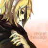 Regret message lyrics credited to Ketsuban