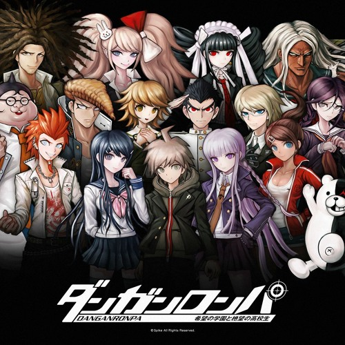 Dangan Ronpa The Animation Full Opening- Never Say Never