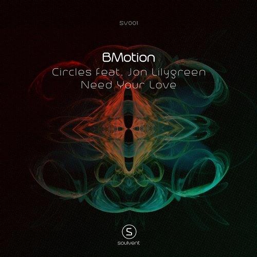 Circles by BMotion ft Jon Lilygreen