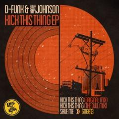 Sugar Ray Johnson & D-Funk… Save Me [Grits N Gravy]