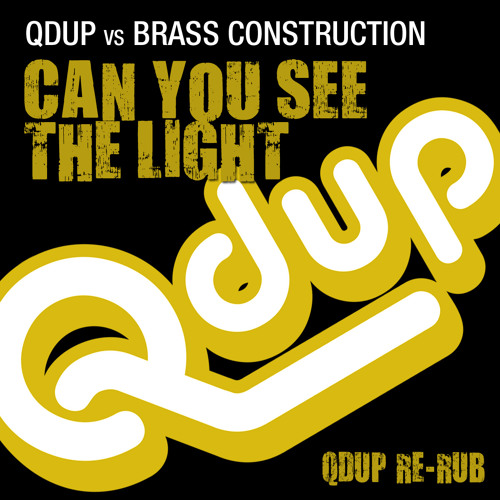 Can You See The Light (Qdup Re-Rub) Free Download!