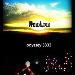 Odyssey 3333 [prod by RowLow]