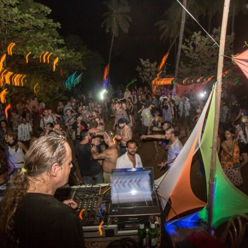 Shivajoerg Retro  Dj Set   2014 Big Banana Goa