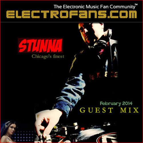 All-STUNNA Production Mix for www.ELECTROFANS.com