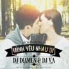 Bich Phuong - Minh Yeu Nhau Di - DJ Diamen Remix FT V.A ( Valentine Track 2014)