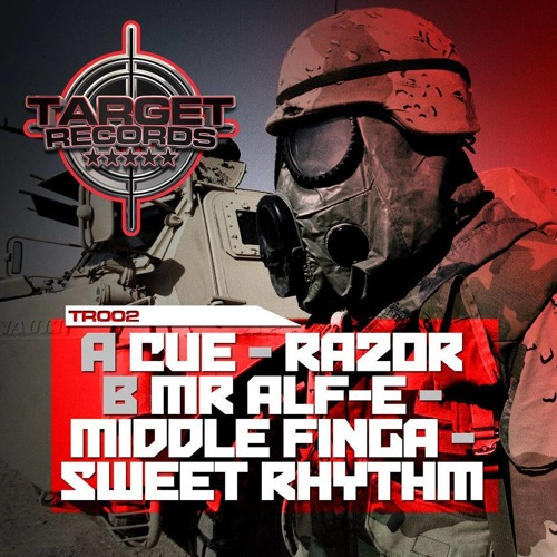 Mr Alf-E & Middle Finga - Sweet Rhythm - Target Records 002
