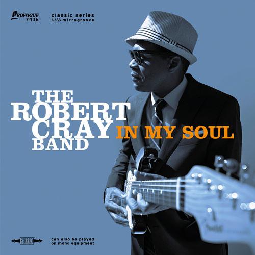 The Robert Cray Band - You Move Me (RADIO EDIT)