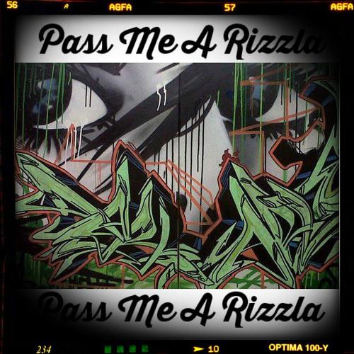 Dark Able -  Pass Me A Rizzla