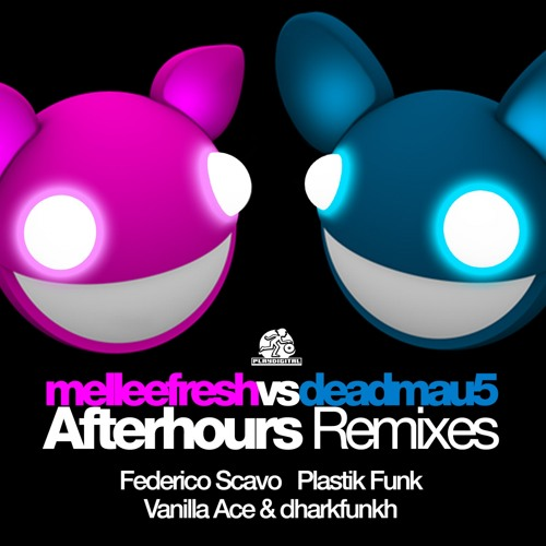 PD5152 : Melleefresh vs deadmau5 - Afterhours feat. Spankiassi (The Remixes) (Federico Scavo Remix)