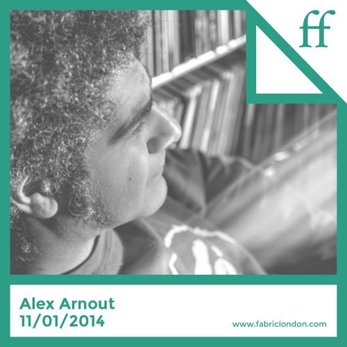 Alex Arnout - Recorded Live 11/01/2014