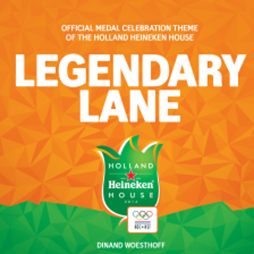 Legendary Lane - Dinand Woesthoff (Official Medal Celebration Theme)