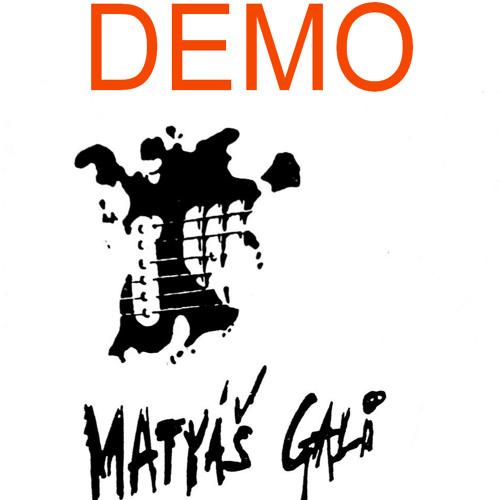 Matyáš Gali - Pod kůži jí nevidím (demo 2014)