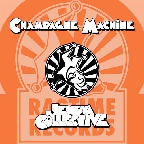 Jenova Collective - Digital Fandango (Champagne Machine E.P) ***Out now on Ragtime Records***