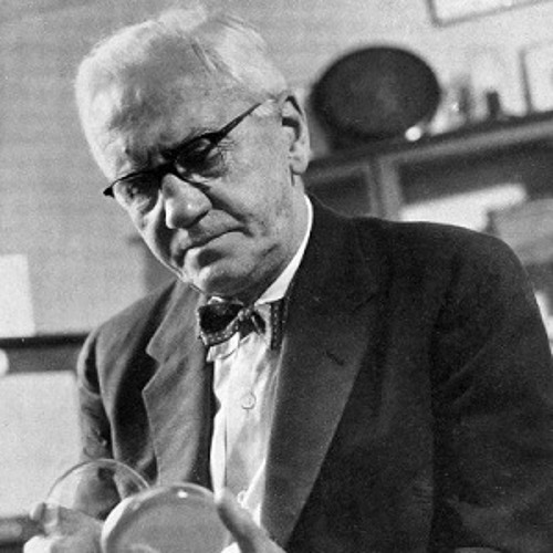 Sir Alexander Fleming: discovery of penicillin (1945)