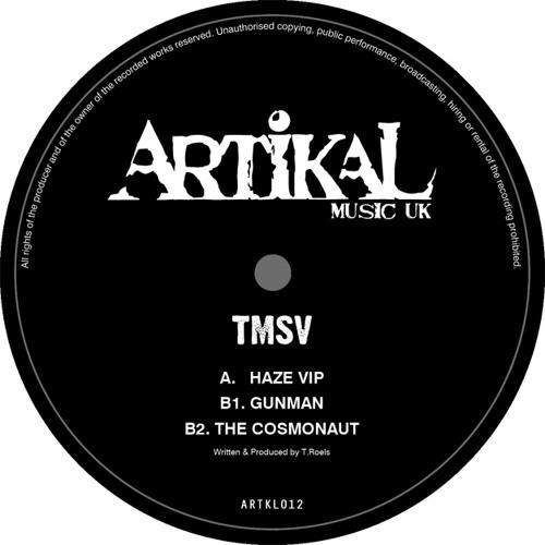 ARTKL012 - TMSV - GUNMAN (96kps)