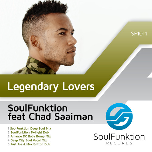 "SoulFunktion feat. Chad Saaiman ""Legendary Lovers"" -  SoulFunktion Twilight Dub Mix"