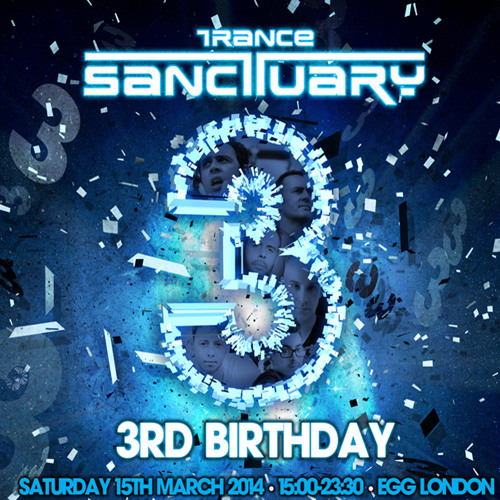 Trance Sanctuary Podcast 022 feat Sneijder & Adam Ellis [Download]