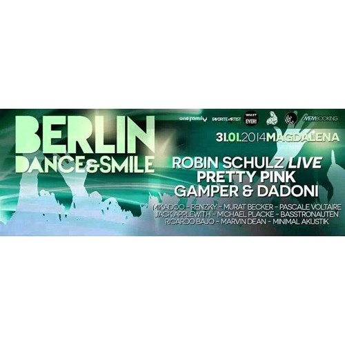 "Pascale Voltaire @ ""Berlin Dance & Smile Festival"" (MAGDAlena - 31.01.14)"