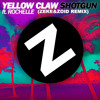 Yellow Claw Ft. Rochelle- Shotgun  (ZEKE&ZOID REMIX)