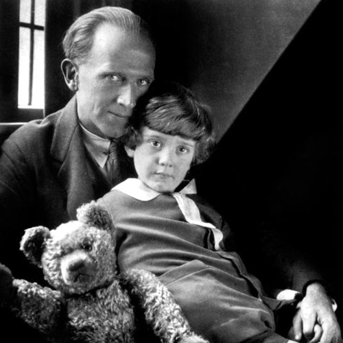 A.A. Milne reads from Winnie-the-Pooh, 1929