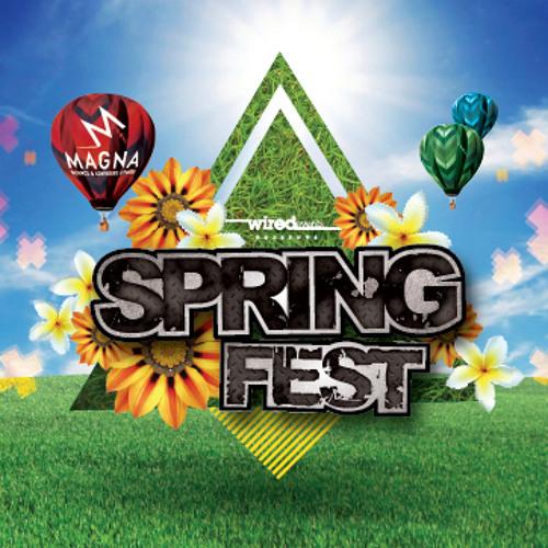 SPRING-FEST @ MAGNA 05/04/14 - Mix By Jamie Duggan
