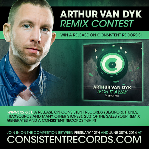 Consistent Records REMIX CONTEST ...and the winners are: LdM, System Segue, o 2 and Revelation.