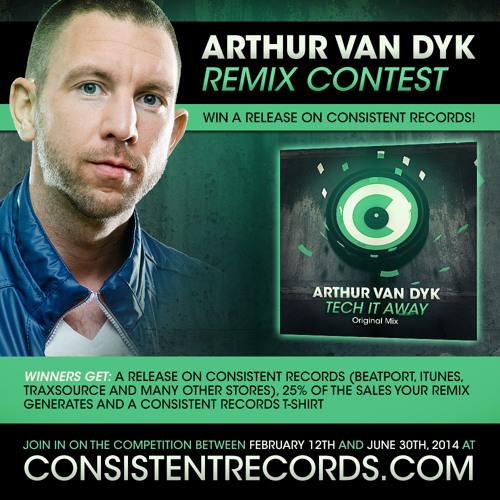 Arthur van Dyk - Tech It Away (Original Mix) REMIX CONTEST 2014 closed