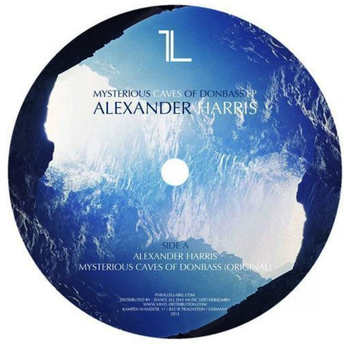 Alexander Harris - Terri Conique (Parallel label)