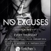 Chris K No Excuses Promo Mix (Feb14)