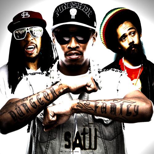 Lil'Jon x Damian Marley x Future - Saw Theme (7HC Trap Remix)