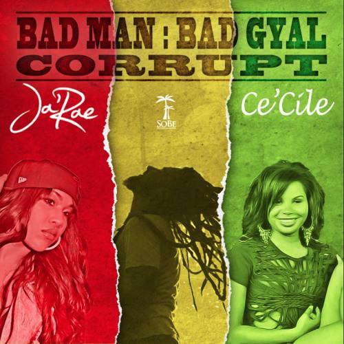 Ce'Cile - Corrupt feat. Ja'Rae