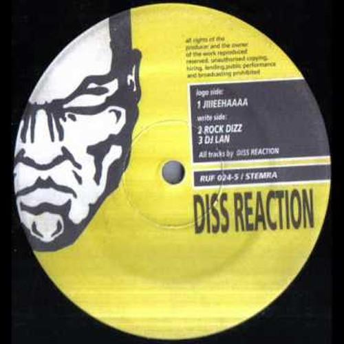 Diss Reaction - Jiiieeehaaa (Angerfist Refix)
