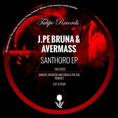 JPe Bruna & Avermass - Telephone Departures (Original Mix)