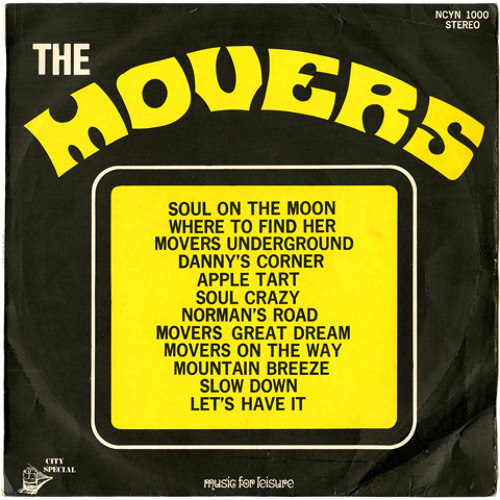 The Movers - Soul Crazy