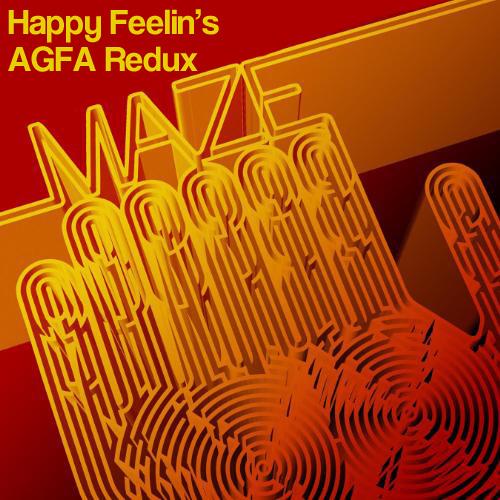 Maze - Happy Feelin's(AGFA REDUX)